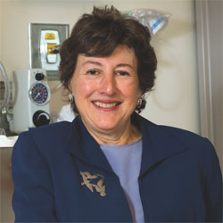 Upfront: Critical Care Women at the Helm of Hospitals