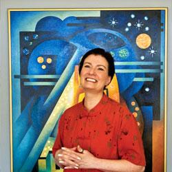 Artist Sushe Felix