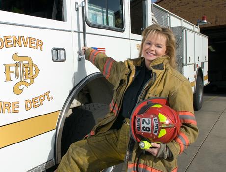 Women Who Respond to 911 Calls