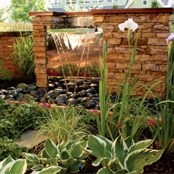 Outdoor Living: Water, Water, Everywhere