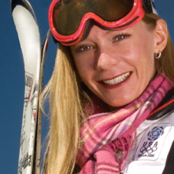 Profile: Michelle Roark is an Olympic competitor with her very own perfume company