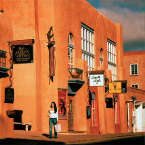 Travel: Getting Away in Santa Fe
